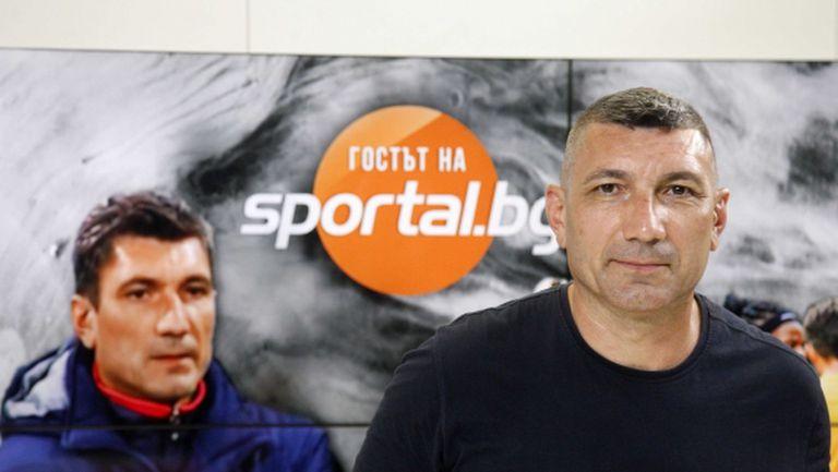Треньор №1 на Казахстан: Ако феновете искат Левски да играе в Шампионската лига, да направят женски отбор (видео)