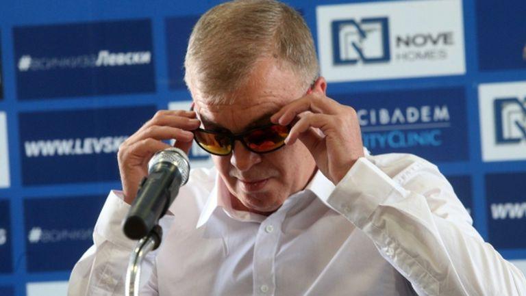 """""""Синя"""" легенда: Кои са приятелите на Наско Сираков и къде са те? Показаното на терена е кощунство"""