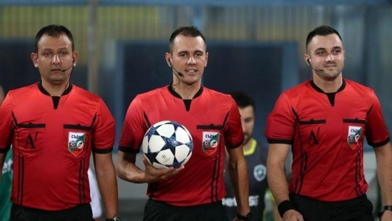 Повериха дербито Левски - Локо (Пд) на Драгомир Драганов