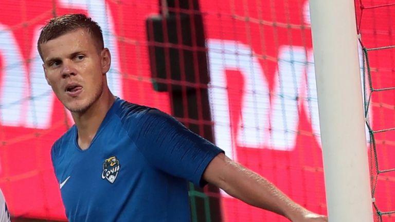 Сочи задържа Кокорин срещу 3 милиона евро на година