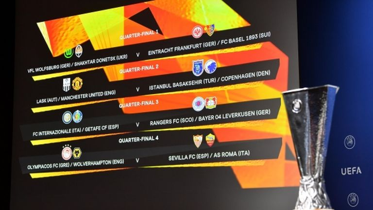 Големите фаворити в Лига Европа засега се разминават (жребият)