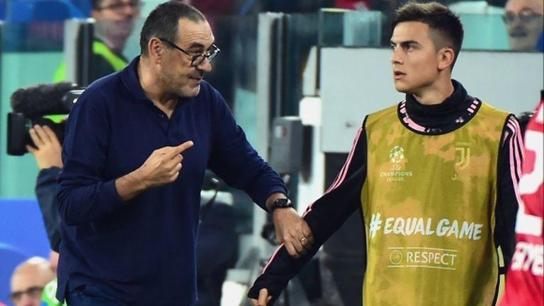 Сари: Дори и с Дибала на терена, щяхме да загубим от Милан