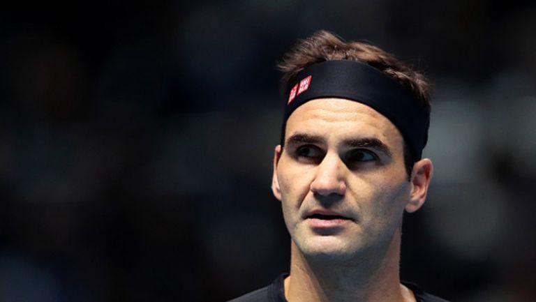 Федерер обясни какво би го накарало да прекрати кариерата си