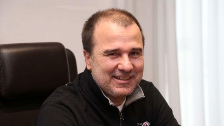 Найденов: Ловешкото ЦСКА да подпише с ловешката ZTV, у дома е по-добре