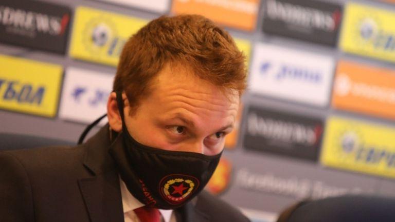Гьонов: За съжаление няма да има публика в мача с ЦСКА-София (видео)
