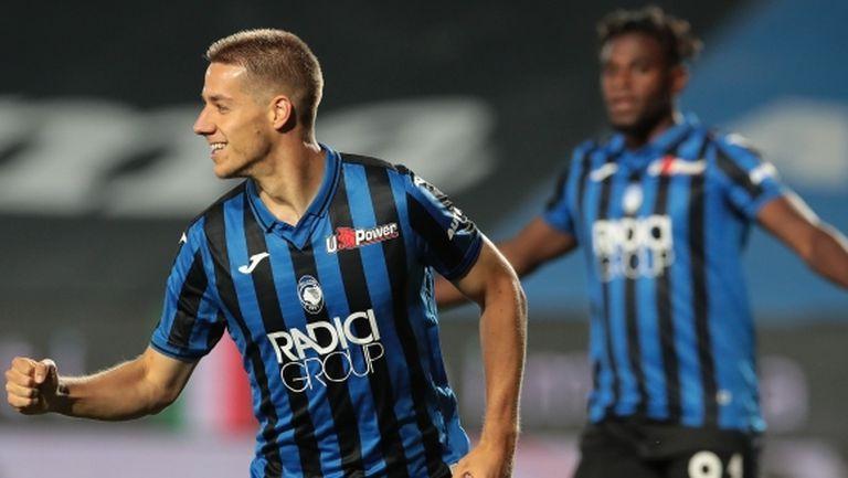 Нова голова фиеста прати Аталанта на второ място в Серия А (видео)