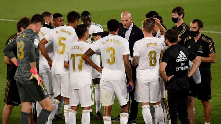 Перфектният Реал Мадрид