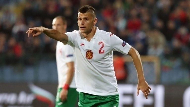 Страхил Попов: Чакам с нетърпение мачовете с националния ни отбор