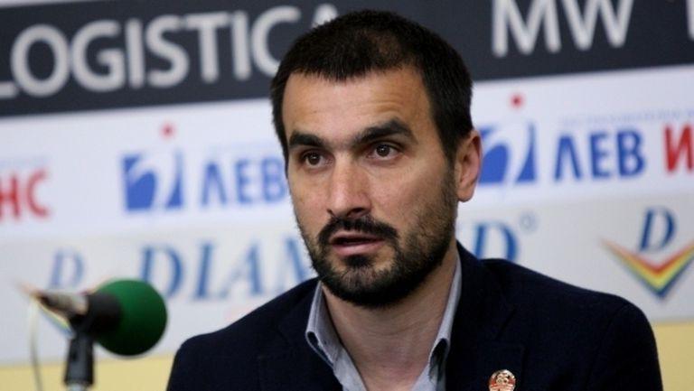 Кристиян Добрев разкри ще има ли обединение с Левски