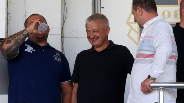 Крушарски: До края на следващата година задълженията на Локо към НАП ще бъдат нулирани