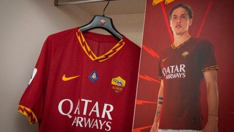 Рома и Nike прекратиха договора помежду си