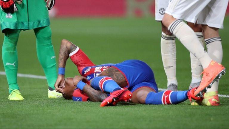 Ван Аанхолт може да пропусне началото на следващия сезон
