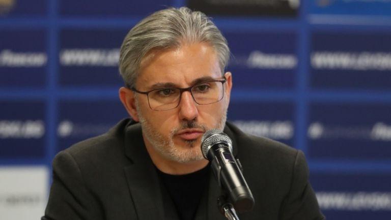Павел Колев: Досегашният Надзорен съвет на Левски не е освободен от отговорност (видео)