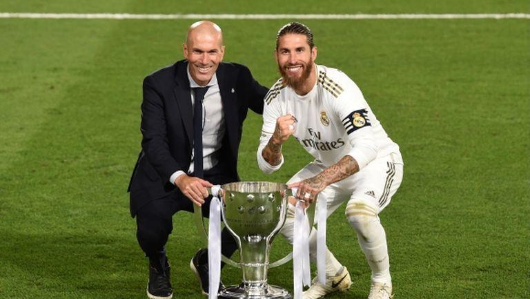 В Каталуня: Реал Мадрид е шампион на ВАР