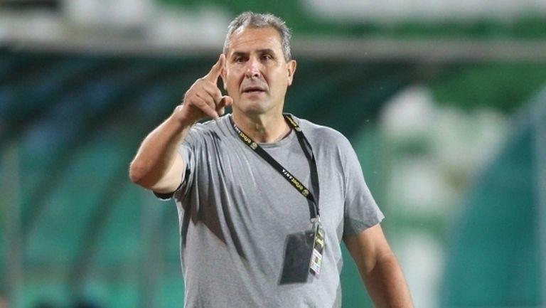 Херо обяви целите пред Берое и призна за интерес на друг клуб към защитник