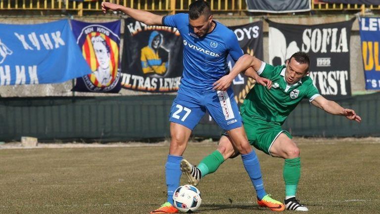 Антон Костадинов ще играе в Беласица