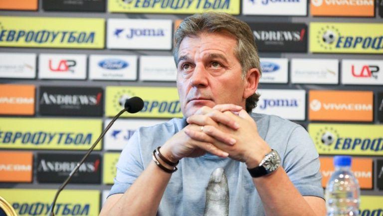 Емил Костадинов за ТВ правата:  Клубовете трябва да се съобразят с договора, който им е предложен