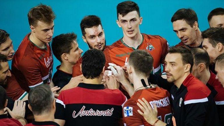 Пламен Константинов и Локомотив ще получат титлата на Русия и златните медали в Казан