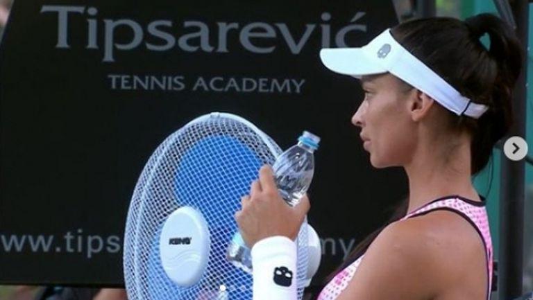 Вангелова с втора загуба в академията на Типсаревич