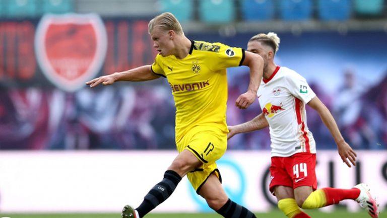 Дортмунд: Футболът се промени, не ни трябва друг Холанд
