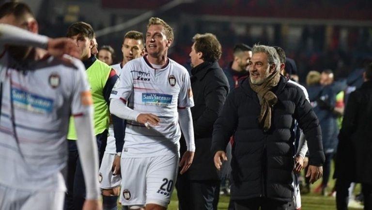 """Кротоне се завърна в Серия """"А"""", Специя на Гълъбинов ще разчита на плейофите"""