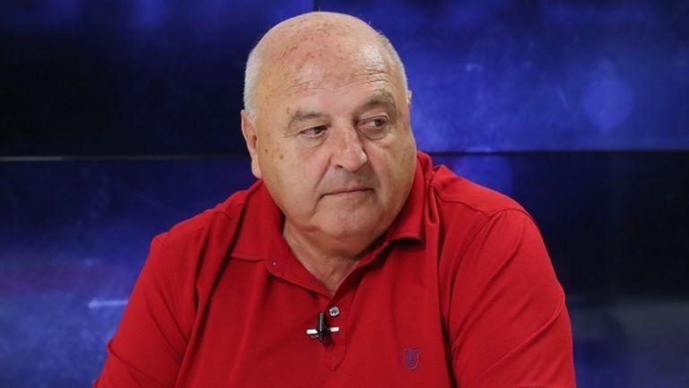 Венци Стефанов: Стигнахме ЛЕ с българчета и 3 милиона, не харесвам Берое - това е държавен отбор