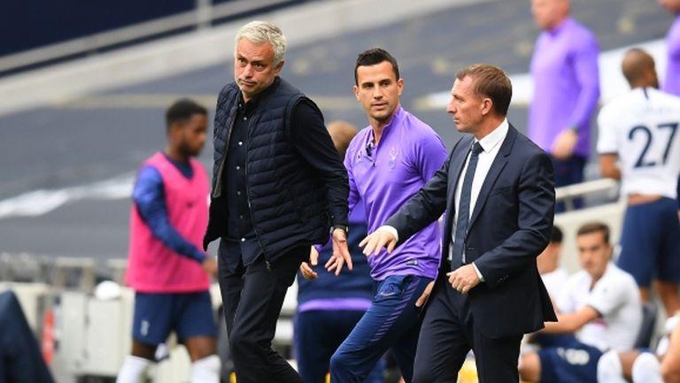 Жозе Моуриньо: Трябва да запазим страхотните си играчи