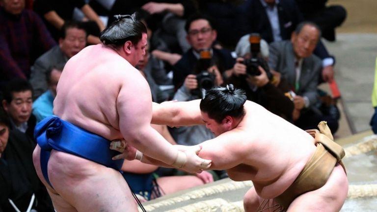 Аоияма загуби в седмия ден на турнира в Токио