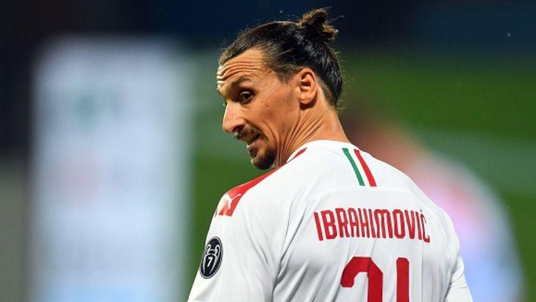 Златан и Донарума готови да намалят заплатите си, за да останат в Милан