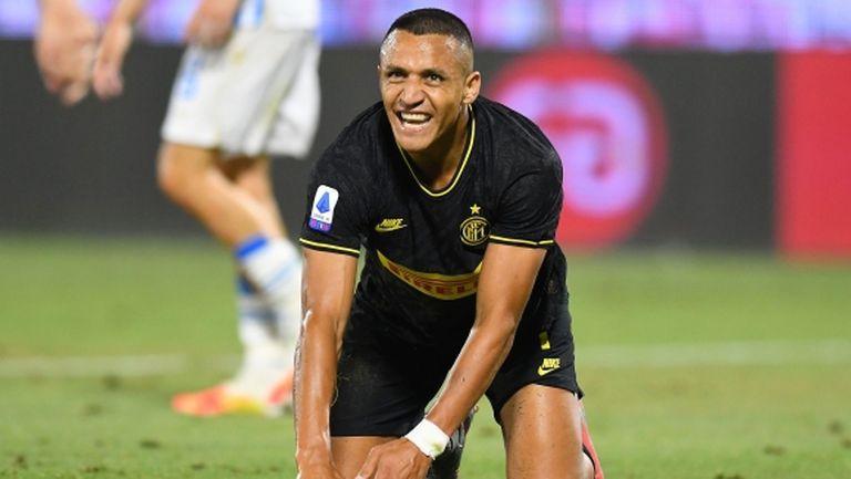 Интер може да привлече Алексис Санчес за около 20 милиона евро
