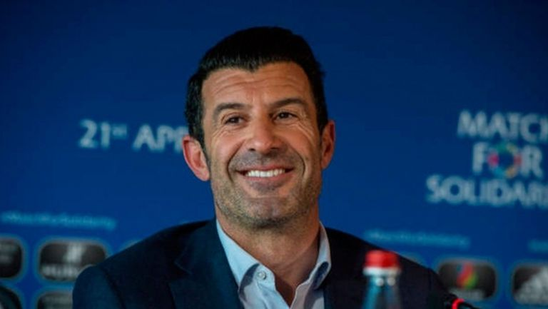 Луиш Фиго: Може да се върна в Реал Мадрид, но не и като паметник