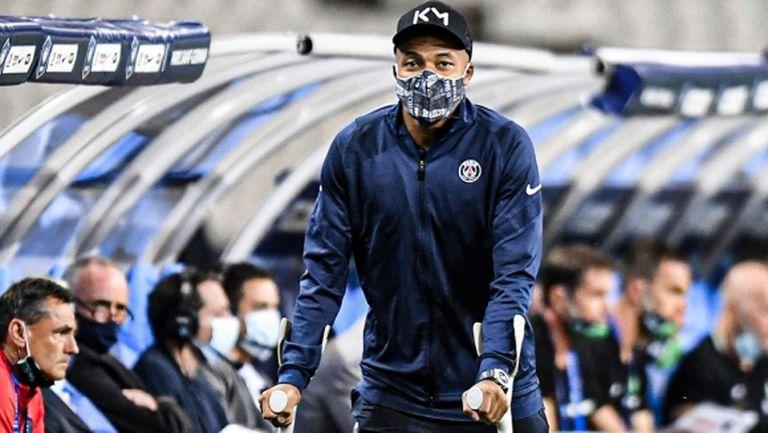 Лоша новина за ПСЖ: Мбапе е аут за мача срещу Аталанта