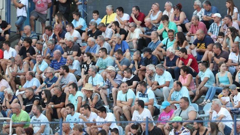 Феновете на Дунав поискаха акциите на клуба