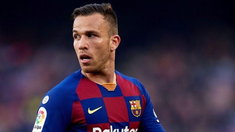 В Барселона са щастливи, че се отърваха от Артур