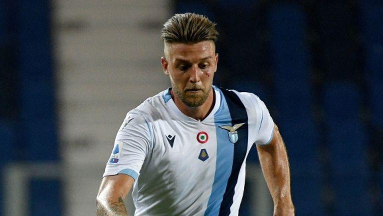 Манчестър Юнайтед отново започна преговори за Милинкович-Савич