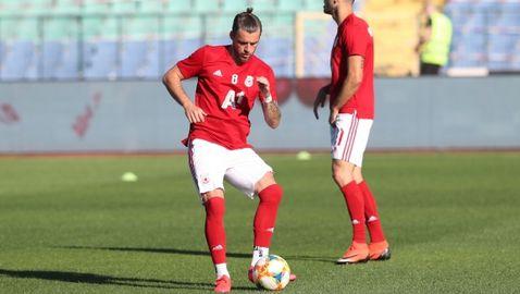 ЦСКА-София разби Литекс в секретна контрола