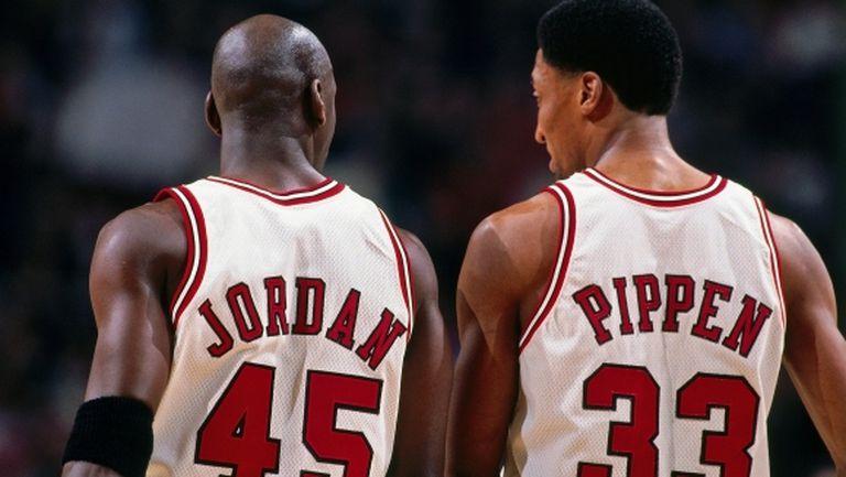Пипън: С Джордан ще бъдем приятели завинаги