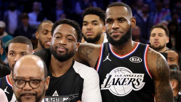 Дуейн Уейд: Янис е MVP, но ЛеБрон е най-добрият играч в НБА
