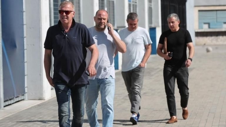 УС на Левски се среща с феновете (снимки)