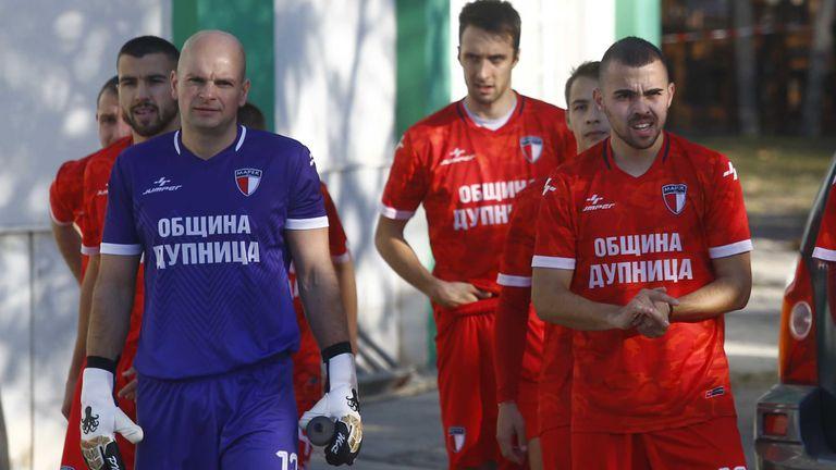 Марек без 6-ма титуляри за мача с Балкан
