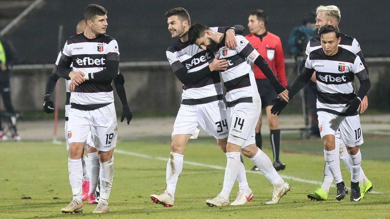 Монтана 0:0 Локомотив (Пловдив)