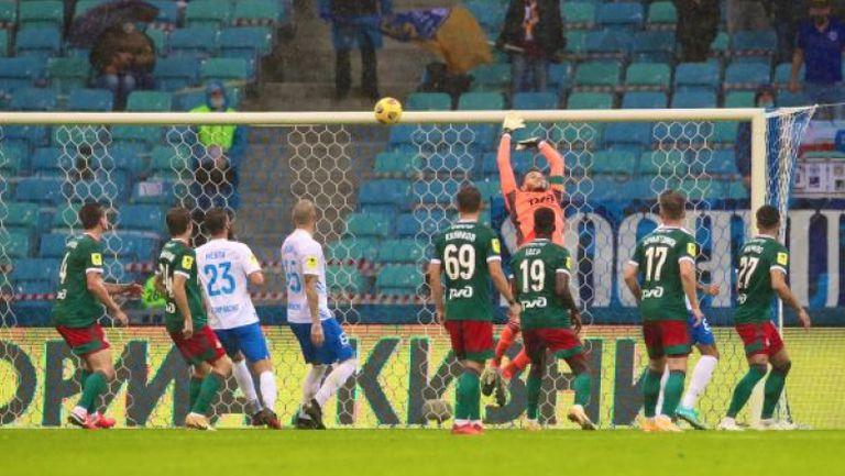 Сочи - Локомотив (Москва) 2:1
