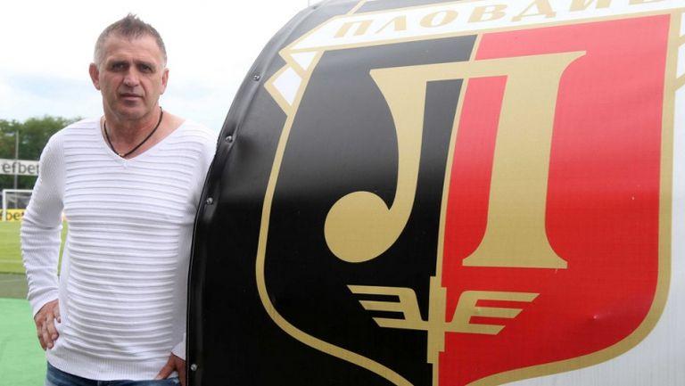 Акрапович потвърди пред Sportal.bg, че поема ЦСКА-София