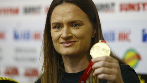 Мария Оряшкова: Очакванията тежат, целта ми е медал от Олимпийските игри