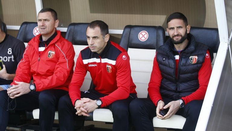 Александър Тунчев дебютира като треньор на Локо (Пд) срещу Берое, Йордан Юруков - като помощник