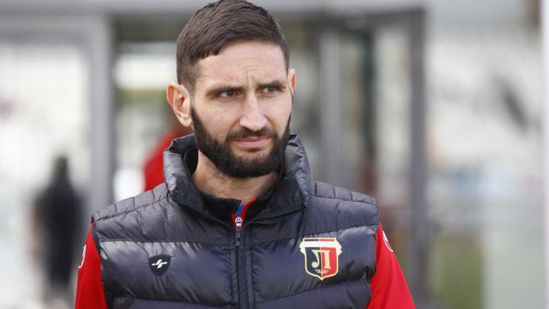 Александър Тунчев: Към момента футболистите не са разстроени от напускането на Акрапович