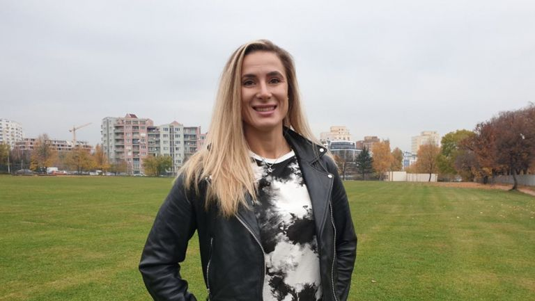 Ивелина Илиева преди Европейското по джудо: Чувствам се силна, подготвена и във форма