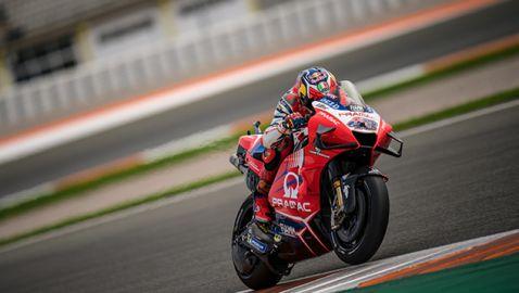 За втора поредна седмица Джак Милър е най-бърз в тренировките в Moto GP