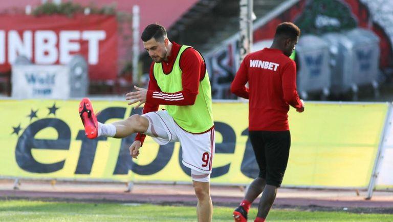 ЦСКА-София излиза срещу Ботев (Ихтиман) в спор за Купата на България