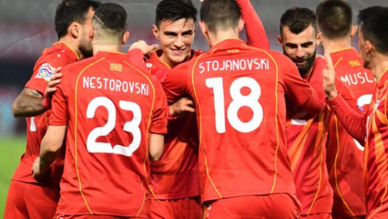 Северна Македония продължава победния си път след 2:1 над Естония
